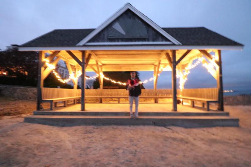 Our Proposal on DuBois Beach, Stonington, CT