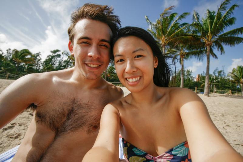 Kim and Dan in Fort Lauderdale, FL