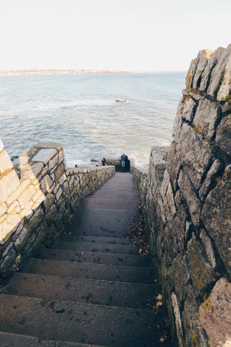 40 Steps, Newport, RI