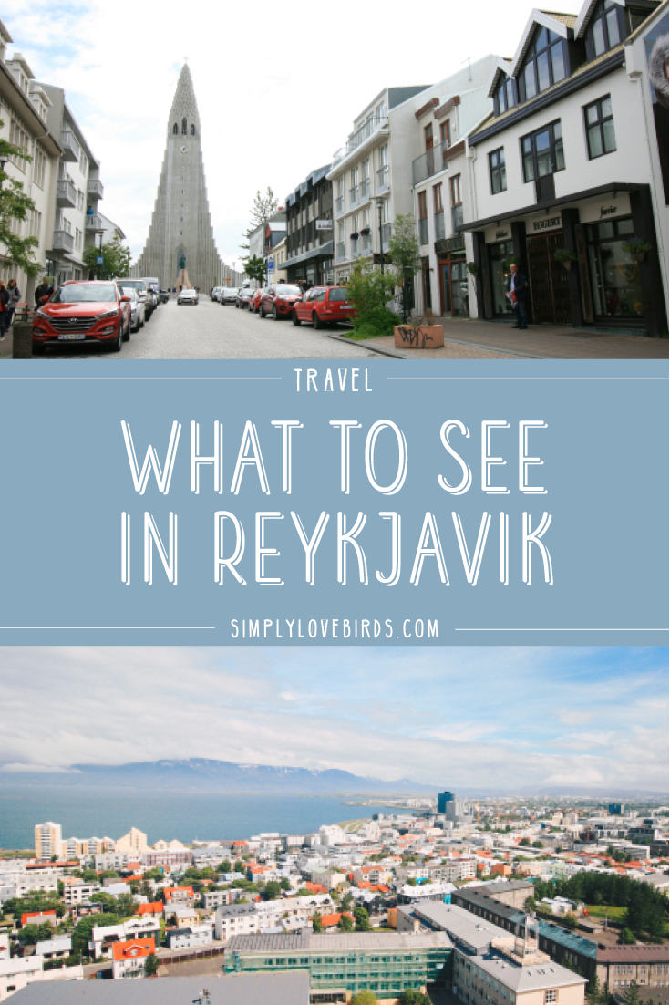 What to see in Reykjavik, Iceland
