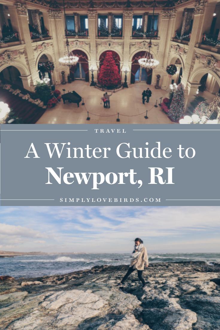 Christmas in Newport / Simplylovebirds.com