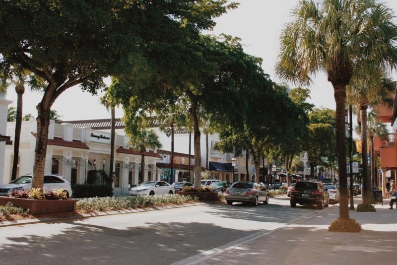 Las Olas Boulevard, Fort Lauderdale, FL