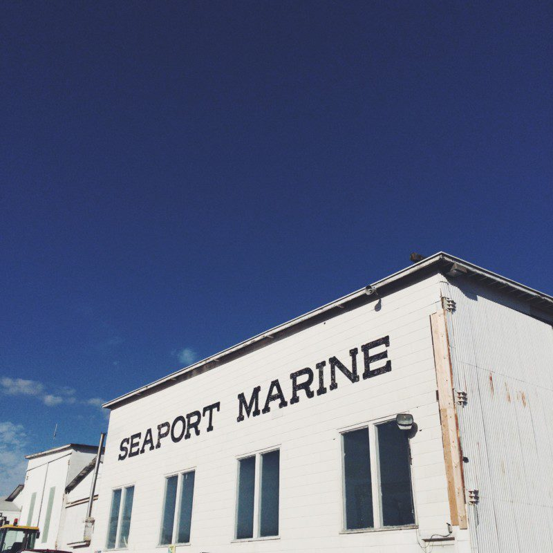 Seaport Marine in Mystic