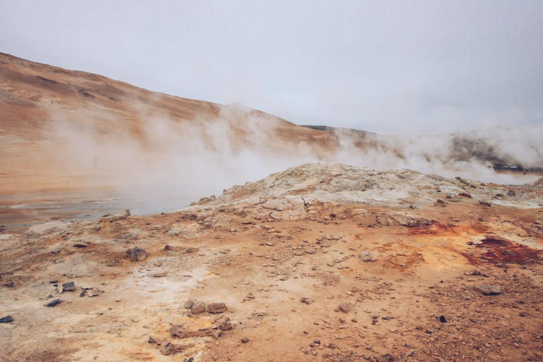 Geothermal Myvatn, Iceland