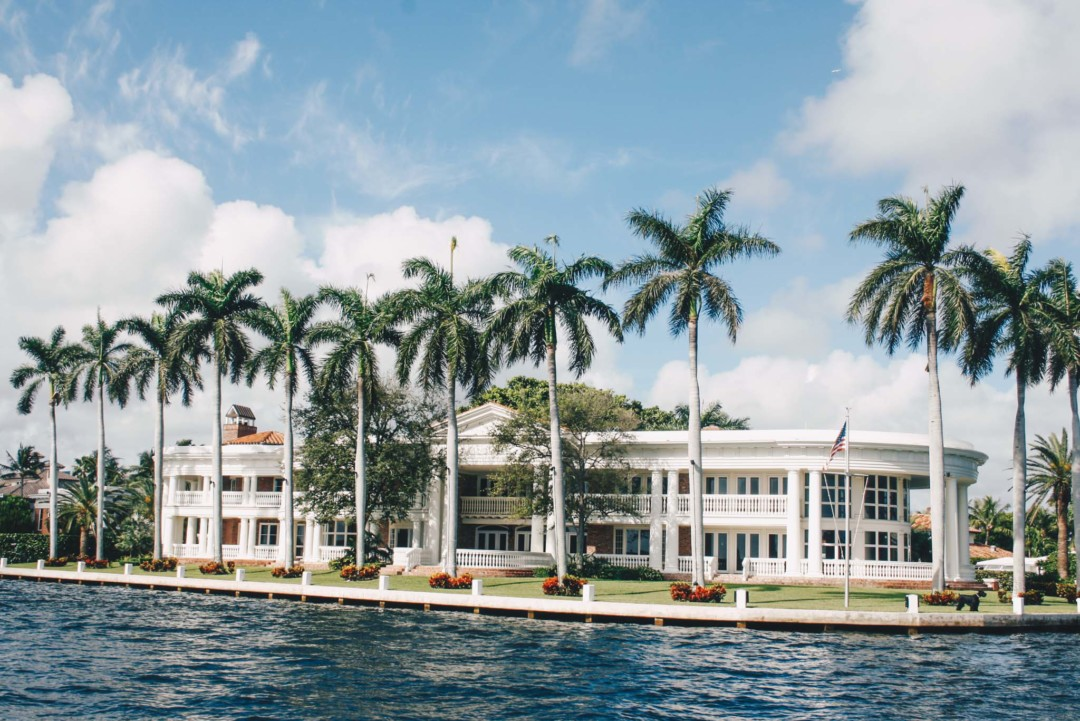 Mansion, Fort Lauderdale, Florida