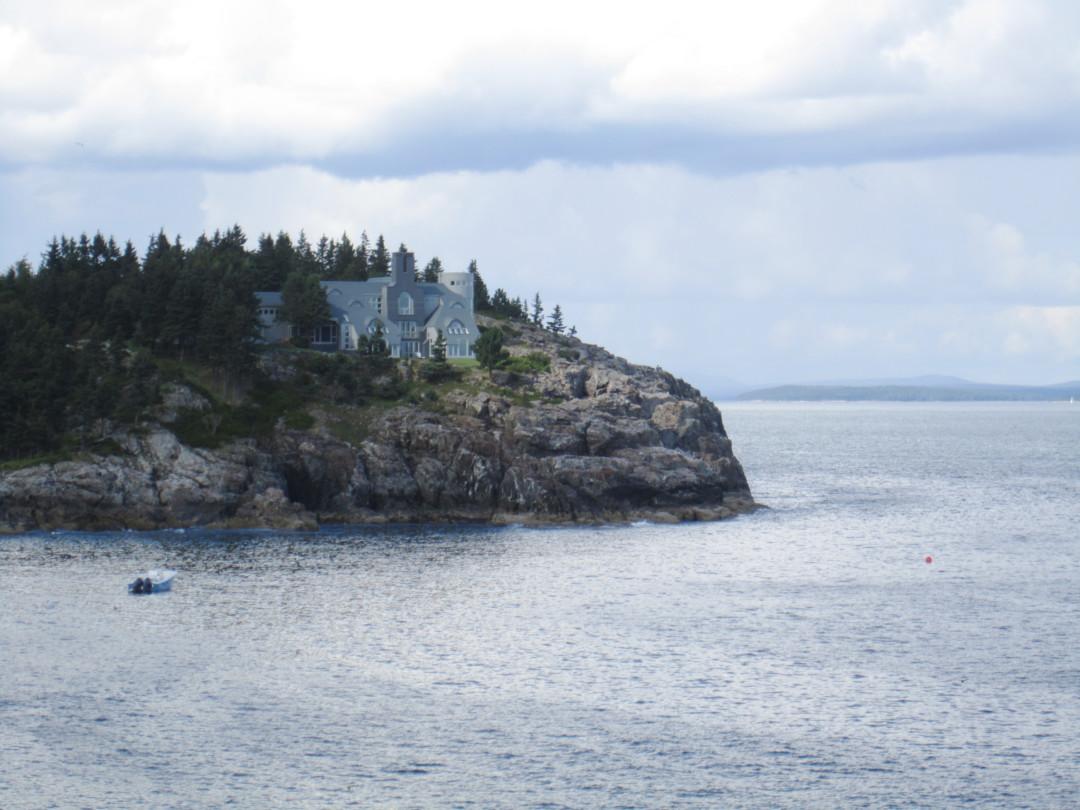 View from Schooner Head Overlook, Acadia National Park, Maine