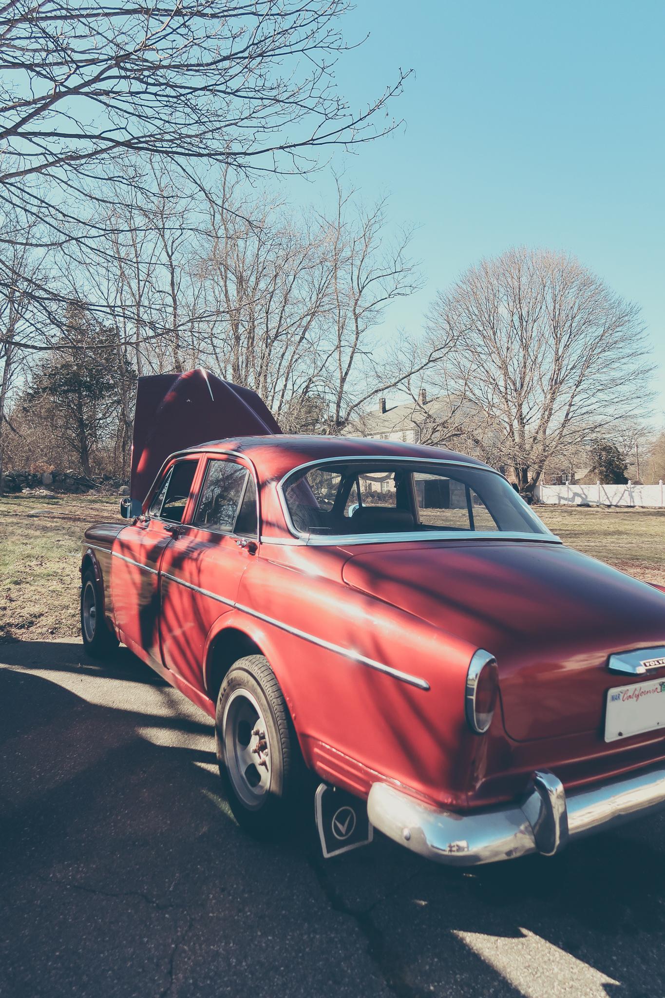 Classic Car: 1968 Volvo Amazon