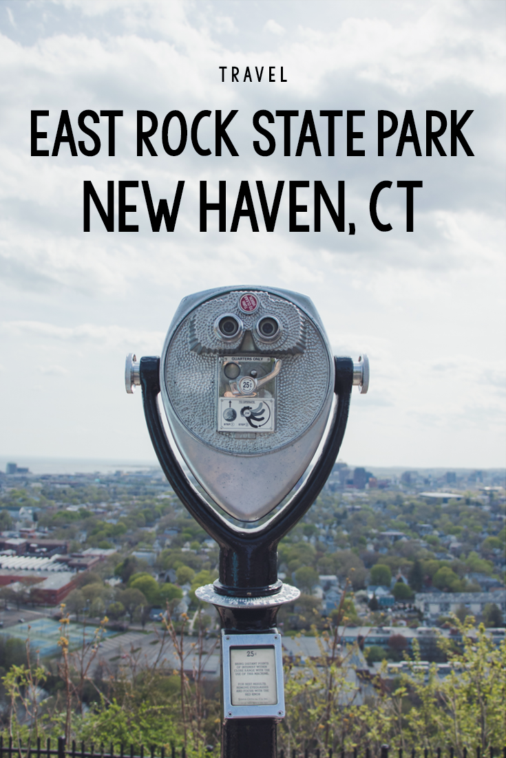 Travel Guide: East Rock State Park, New Haven, CT