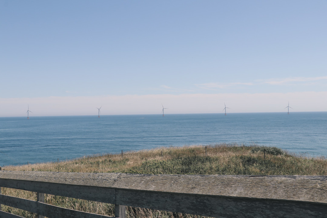 America's First Offshore Wind Turbine on Block Island