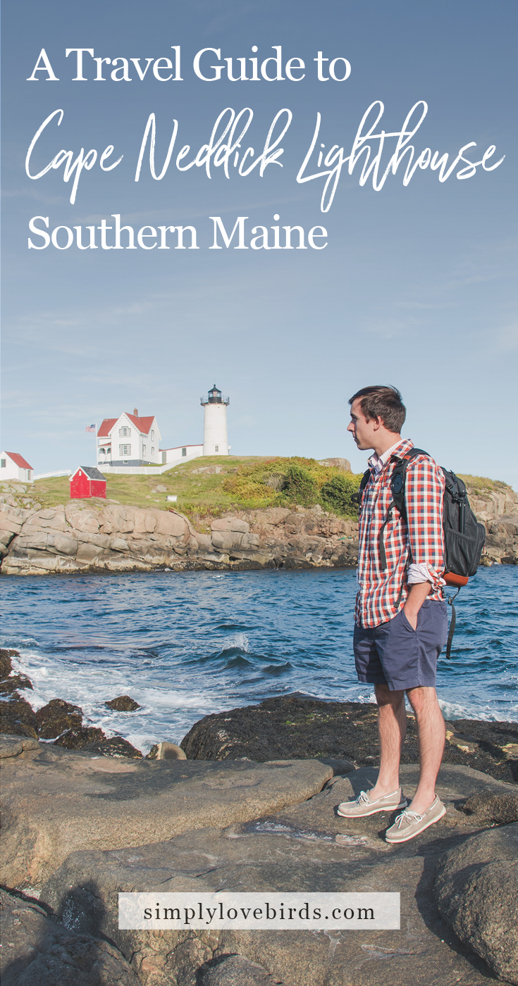A Travel Guide to Cape Neddick (Nubble Point) Lighthouse / Simply Lovebirds