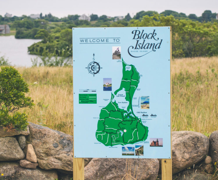Details on Block Island