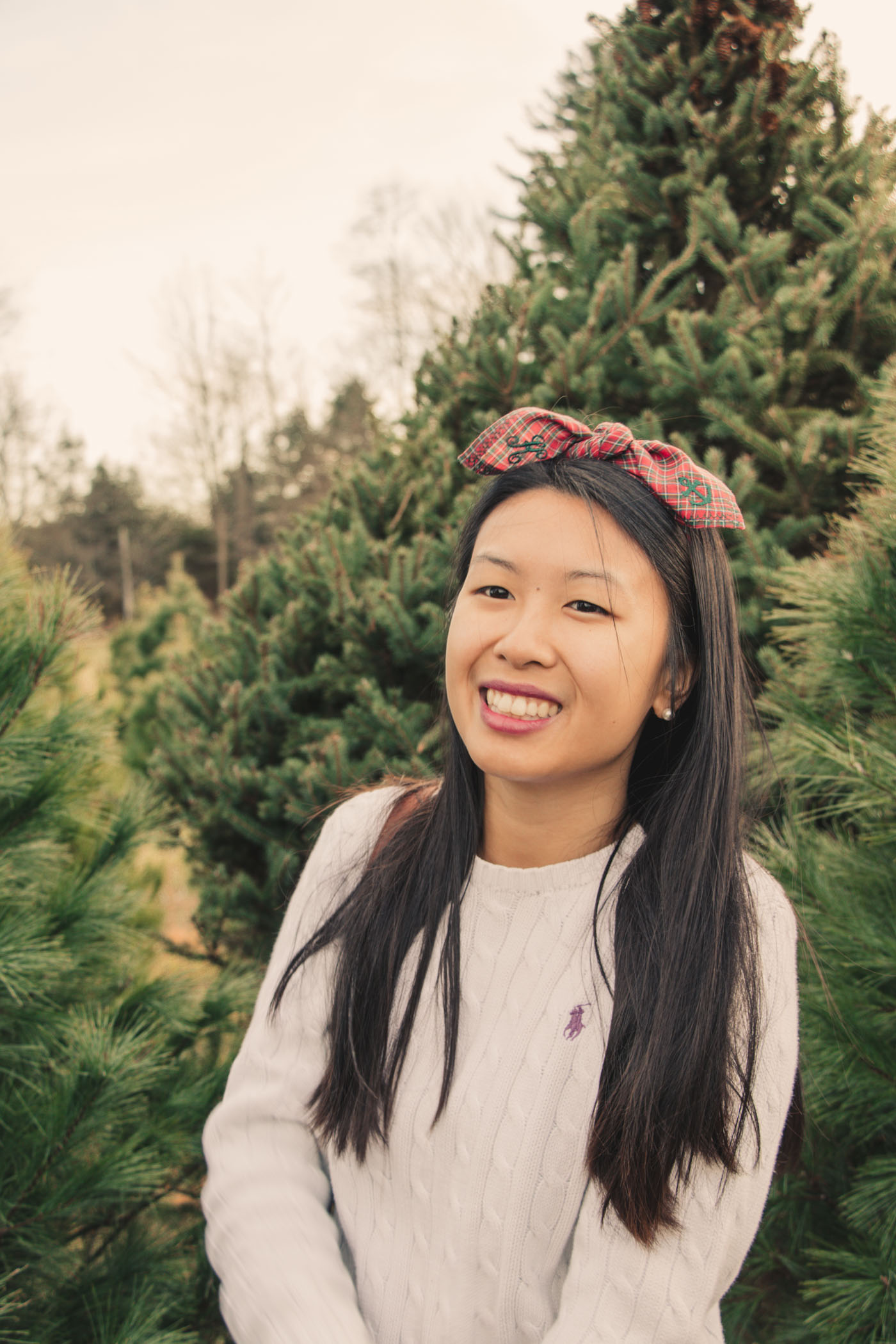 New England Christmas Hairstyle - Simply Lovebirds