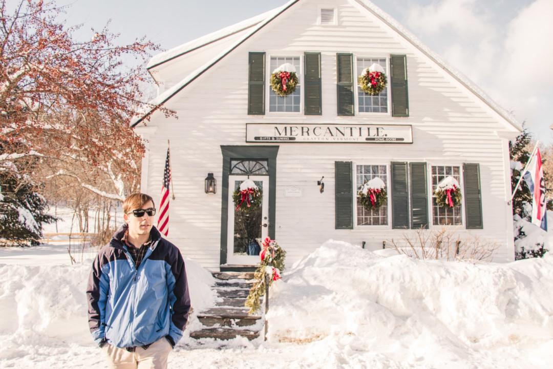Mercantile: Antique Store in Grafton, Vermont