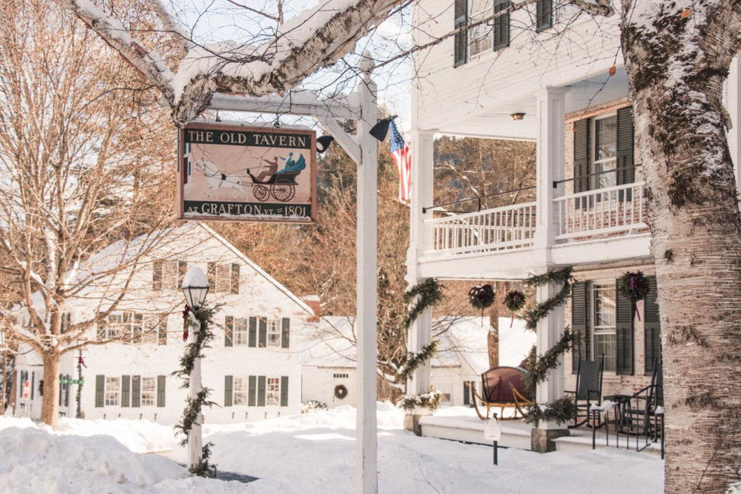 The Old Tavern in Grafton, Vermont - Simply Lovebirds