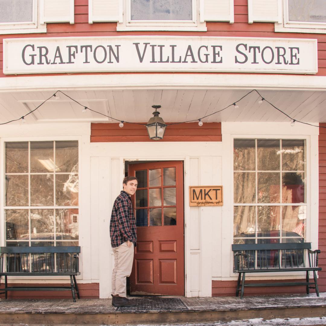 Grafton Village Store, Vermont - Simply Lovebirds