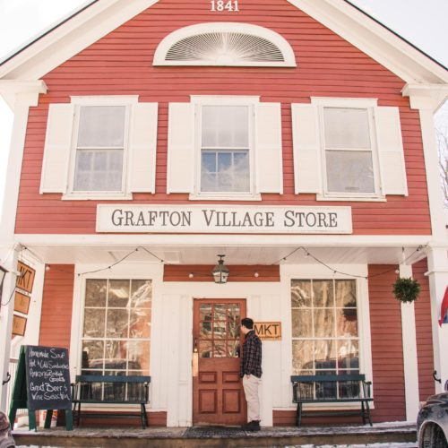 Grafton Village Store, Vermont - Simply Lovebirds