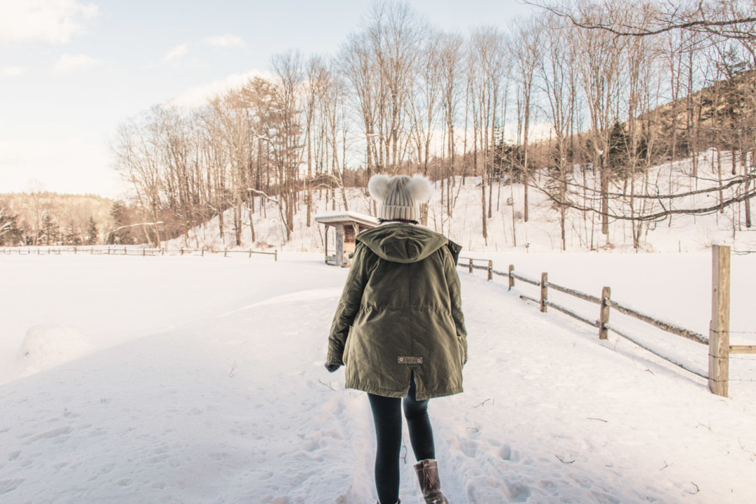 Grafton, Vermont in the Winter