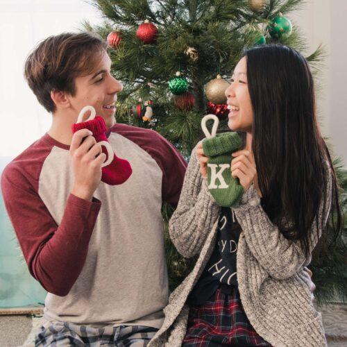 Christmas with Kim and Dan - Simply Lovebirds